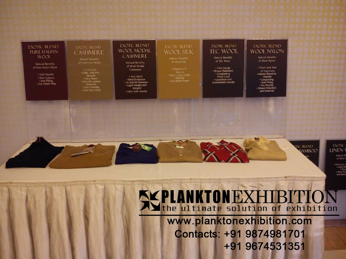 Exhibition Stall Designing Service in kolkata