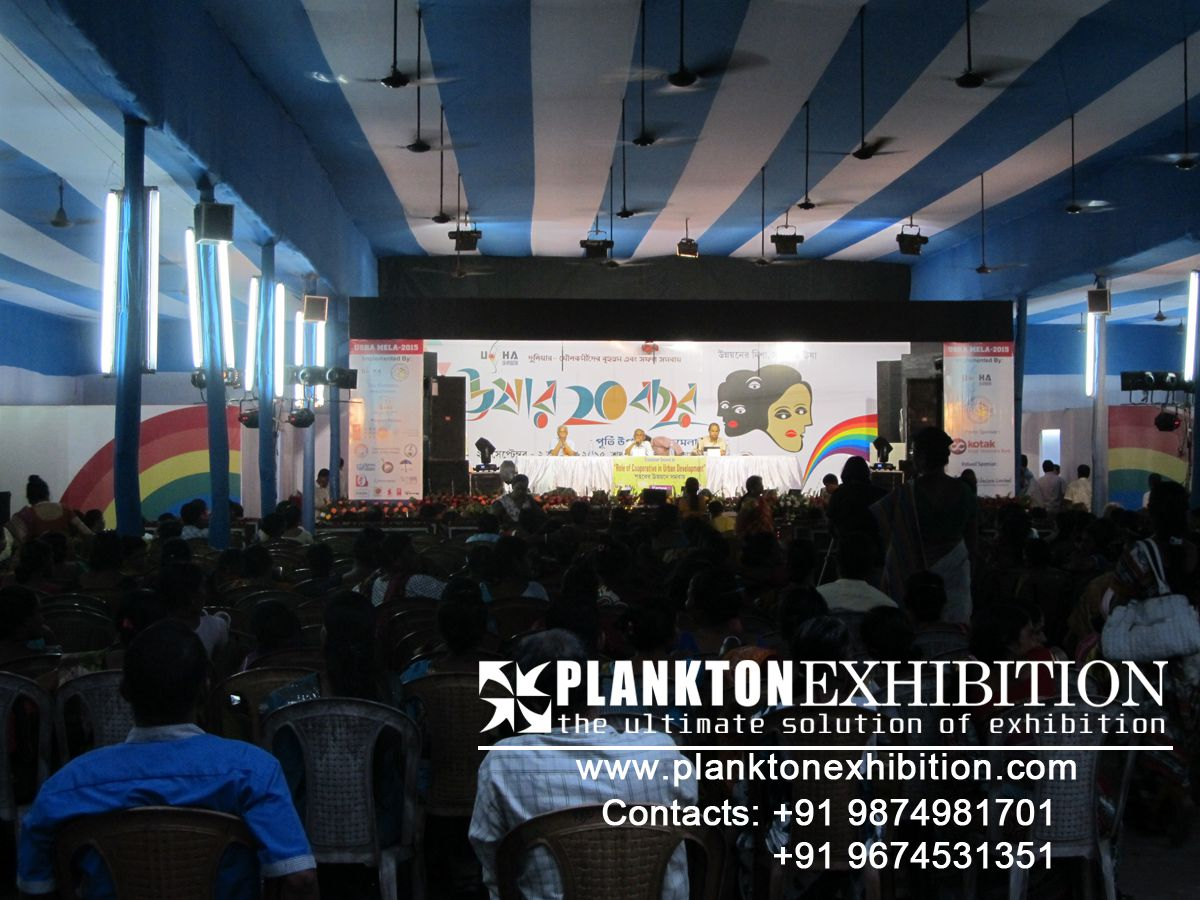 Exhibition Stall Design in Assam