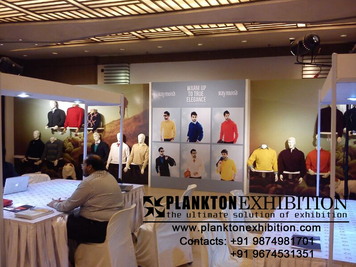 3d Booth Design in kolkata