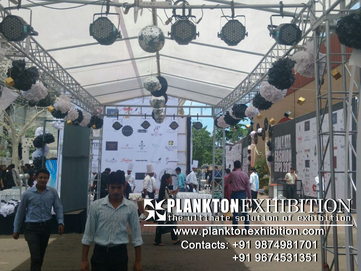 Exhibition Stall Design & Fabrication