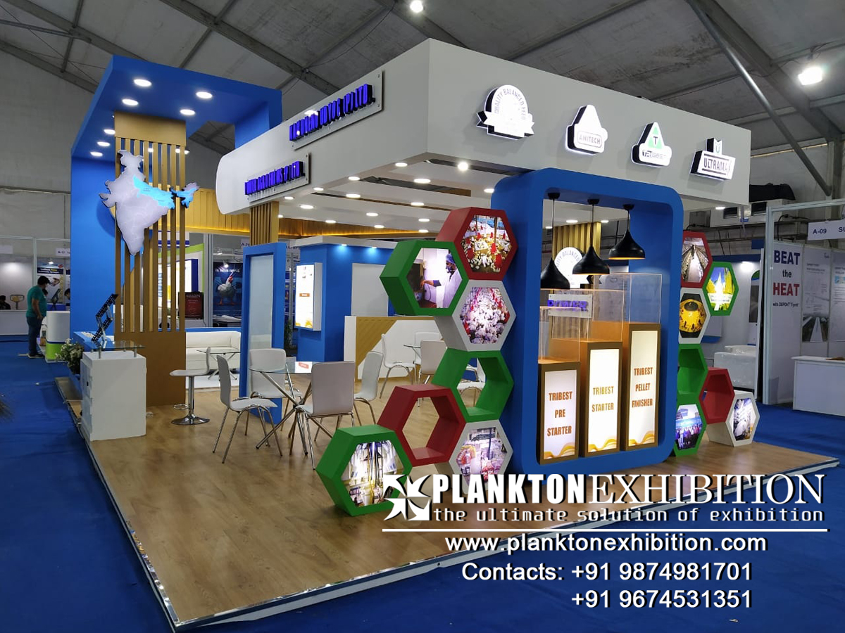 Exhibition stall fabrication in Kolkata