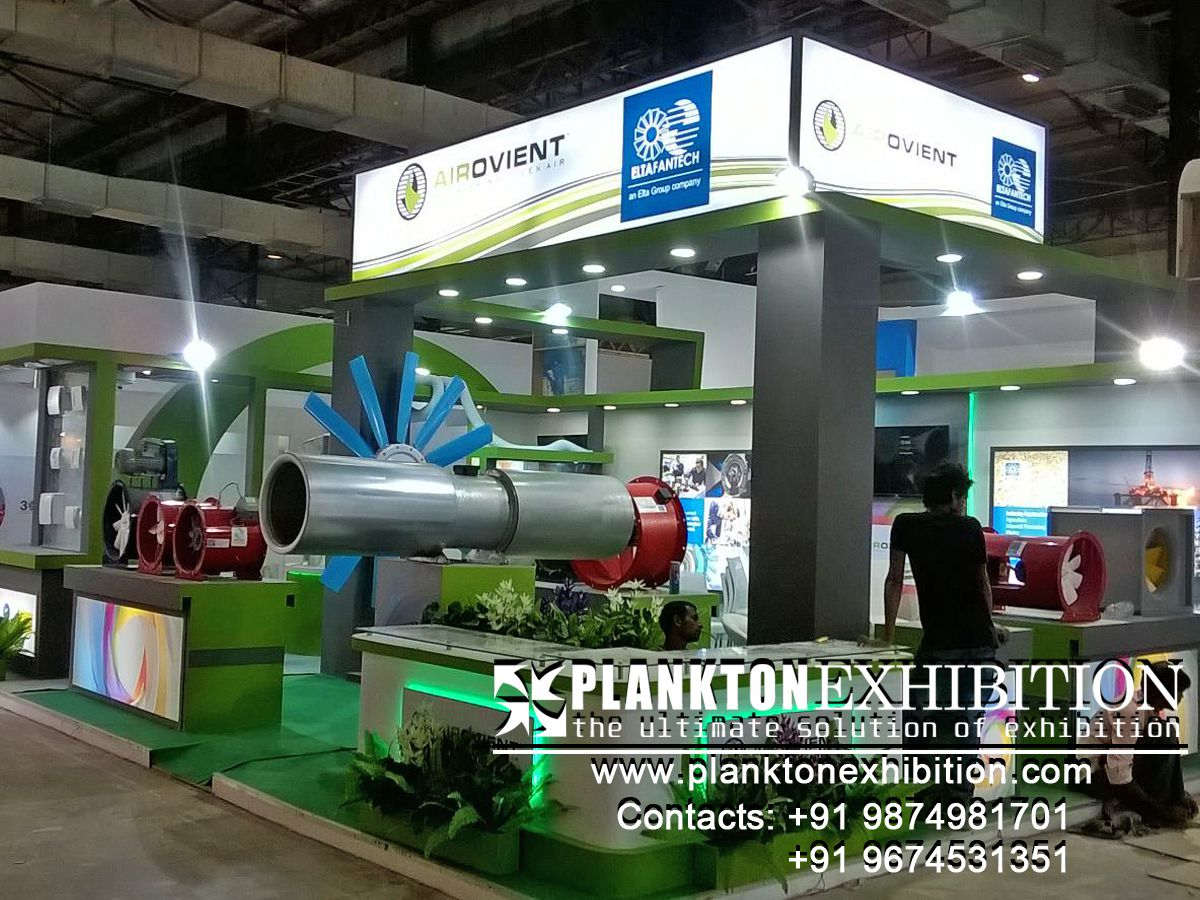 3d Stall Design in kolkata